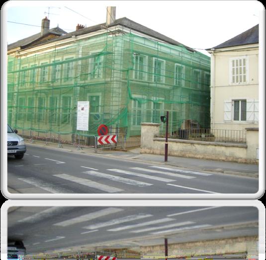 Ravalement façades
